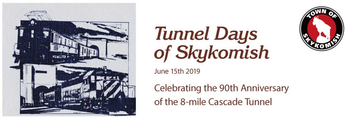 Tunnel Days Of Skykomish